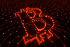 Die Verwaltung der Bitcoin basiert auf der Blockchain-Technologie.