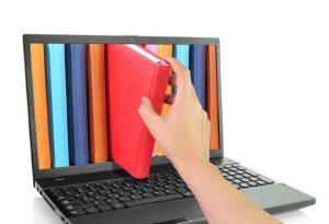 Bücher können für einige Verschlüsselungsverfahren wichtig sein.