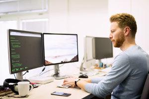 Die RSA-Verschlüsselung wird zum Beispiel beim Online-Banking verwendet
